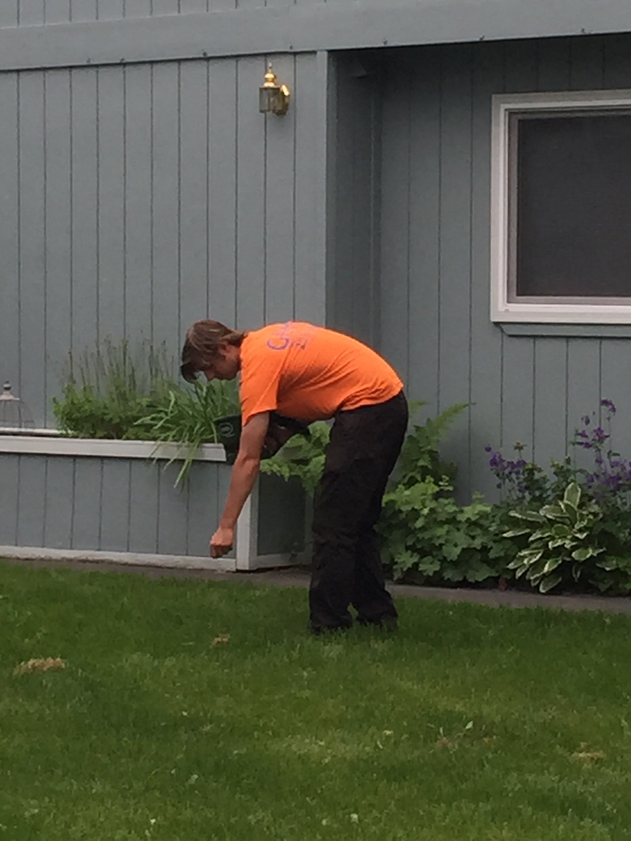 Lawn care and repair in Anchorage